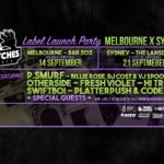 Gig News: Scratches Records Label Launch Party's