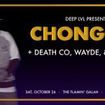 Brisbane Hip Hop Gig News: Deep Lvl Presents - Chong Ali