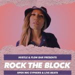Sydney Hip Hop Gig News: Rock The Block - Sarai, Amber Dubs, April Platt