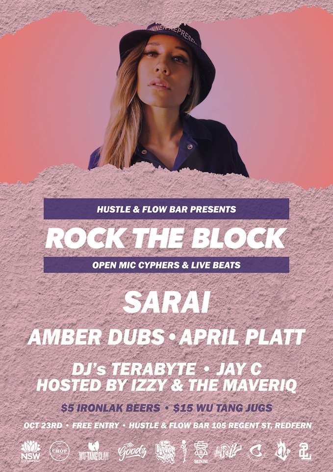 Rock The Block - Sarai Amber Dubs April Platt