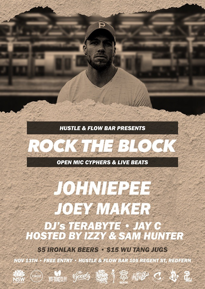 Rock The Block - Johniepee