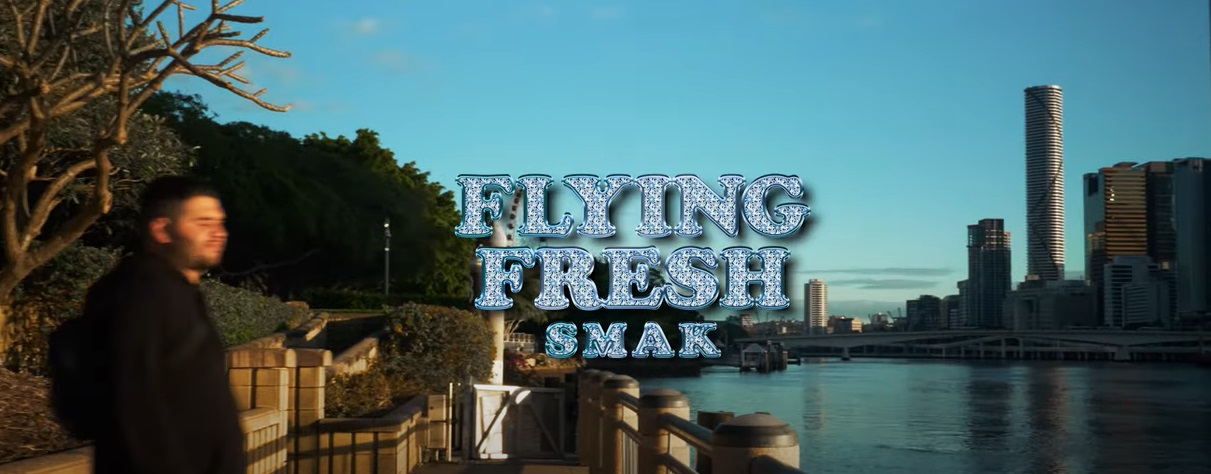 Brisbane Rapper Smak Releases Brand New Single 'Flying Fresh' Visuals